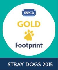 RSPCA Gold Award winner